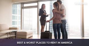 Most Affordable Places To Rent 2017 U0027s Best U0026 Worst Places To Rent In America Wallethub