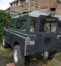 land rover safari for sale landrover defender land rover series 3 rare safari version 1977