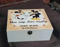 wedding gift keepsake box wedding memory box etsy