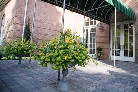 the garden terrace room indoor u0026 outdoor wedding venue at nybg