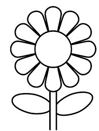 beautiful sunflower coloring pages kids pinterest sunflowers