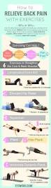 Back Pain When Getting Out Of Chair 6 Best Strengthening Exercises For Lower Back Pain Exercises