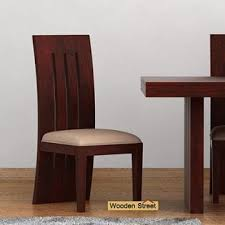 Dining Chair Wood Wooden Dining Chairs India Upto 60 Wooden