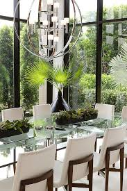 Best  Glass Dining Table Ideas On Pinterest Glass Dining Room - Modern glass dining room furniture