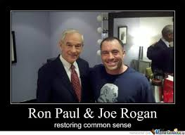 Ron Paul Memes - ron paul joe rogan by stormking1 meme center