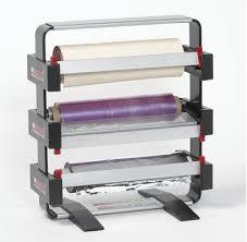 distributeur papier cuisine dévidoir de et papier aluminium legro multi block cuisine