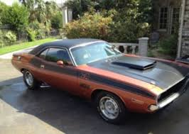 dodge challenger 1970 orange burnt orange 1970 dodge challenger t a for sale mcg marketplace