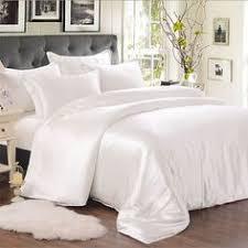 White Silk Bedding Sets Found It At Wayfair Cherbourg 4 Comforter Set Bedroom