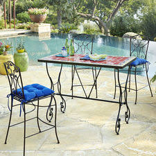 Pier One Bistro Table Rania Collection Outdoor Furniture Pier 1 Imports