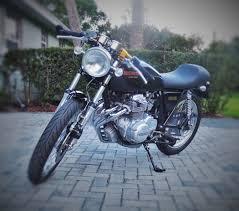honda cb400 honda cb400 four cafe racer by otc custom u2013 bikebound