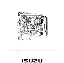 npr manual y diagrama motor isuzu 729 4hk1 training pdf documents