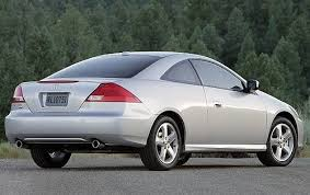 2007 v6 honda accord used 2007 honda accord coupe pricing for sale edmunds