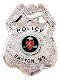 town of easton maryland police officers