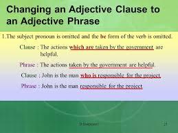 sentence study week 5 d deeprasert ppt video online download