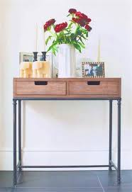 Narrow Console Table Entrance Table With Storage Console Small Console Table With