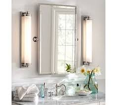 Chrome Bathroom Mirror Bathroom Vanity Mirrors Pottery Barn