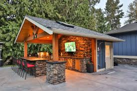 kitchen grill outside warm home design