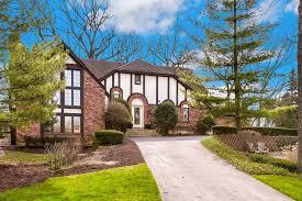 tudor style home in oak brook 799 000 chicago tribune