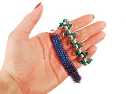 jewelry rubber rings images Chainmaille weave ideas rubber o rings jpg