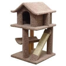 Modern Cat Tree Carpet Pagoda Cat Furniture House Cat Furniture Pinterest