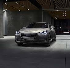 Hyundai Used Cars New Port Richey 2017 Genesis G90 New 2017 Genesis G90 For Sale