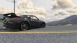Nissan 350z All Black - veilside nissan 350z add on template livery gta5 mods com