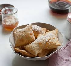 new mexican style sopapillas with honey a cozy kitchen