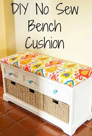Seat Bench Cushions Best 25 Indoor Bench Cushions Ideas On Pinterest Girls