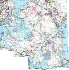 Map Of Tanzania Tanzania Map Jpg