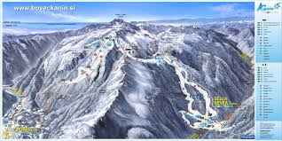 Piste Maps For Italian Ski by Sella Nevea Ski Resort Guide Location Map U0026 Sella Nevea Ski