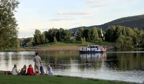the drammen region visit norway