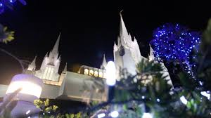 christmas lights san diego san diego lds temple christmas lights 2015 youtube