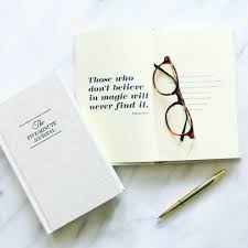 everyday quote from the notebook the five minute journal simplest most effective way to be