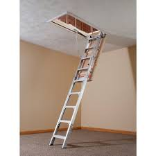 large attic pull down stairs mtc home design pull down stairs