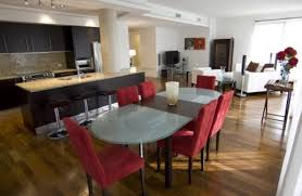 amenager cuisine salon 30m2 salon cuisine salle a manger indogate com salle a manger beige