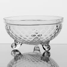 Footed Glass Vase Containers U0026 Vases Containers Glassware Glass Vases Fancy