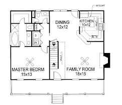 main floor master house plans cape cod house plans cottage house plans