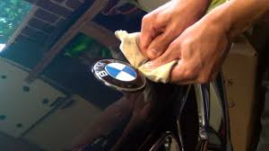 bmw roundel emblem badge replacement how to