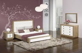 chambre à coucher en chêne massif chambre à cpicher puzzle chêne massif blanc et chêne 180 280 cm