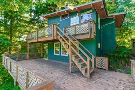 Tiny House Septic System by A Tiny Cabin In Gold Bar For 140k Curbed Seattle