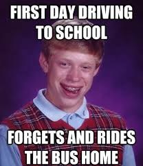 First Day Of School Funny Memes - funny school memes memeologist com