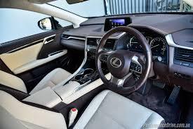 lexus sedan 2016 interior 2016 lexus rx 200t review video performancedrive