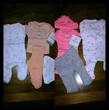 50 carters other carters preemie clothes from cathy s