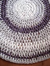 Crochet Rugs With Fabric Strips Epattern Pdf Instant Download Pdf Will Be Available To Download