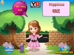 princess sofia zoo game