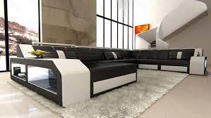 Oversized Living Room Furniture Chair Black And White Modern Living Room Furniture Regarding