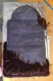 halloween dirt cake graveyard tombstone cake i made that pinterest cake birthday cakes