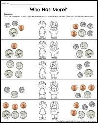 2nd grade money worksheet worksheets
