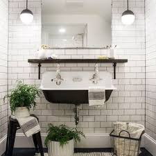subway tile ideas bathroom modern subway tile bathroom designs design ideas white shower