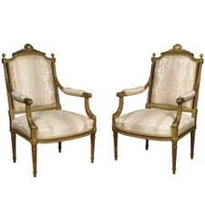 French Style Armchair French Louis Xvi Style Armchair For Sale At 1stdibs